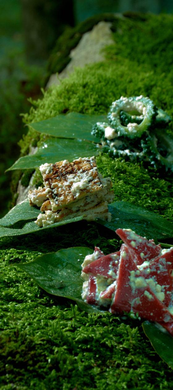 宮下司の日本料理の美意識と根元 禅の教えから○△□