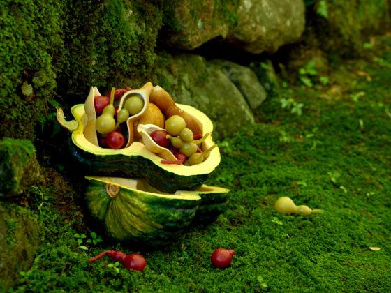 宮下司の日本料理の美意識と根元 瓢箪マトリョーシカ